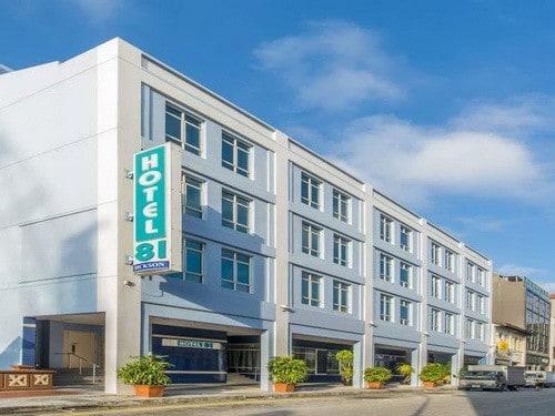 Kamar Hotel 81 Dickson Terdiri Dari Double Bed Atau Twin 2 Single