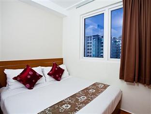 Hotel Fragrance Selegie Singapore 010