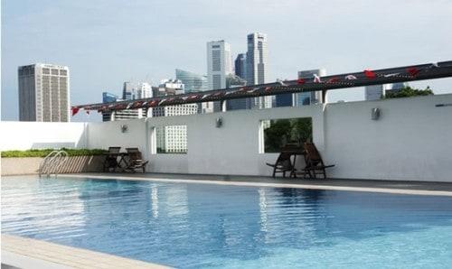 30 Bencoolen in Singapore - Book a hotel